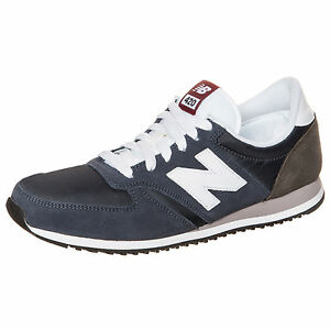Neuheiten NEW BALANCE U420 D Sneaker für Herren Blau