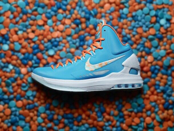 Nike KD V Five Easter Men's Blue Men's Easter Size 9.5 Kevin Durant Brand New Deadstock 2013 9a22d1