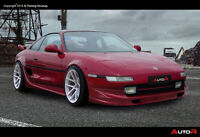 TOYOTA MR 2  FULL BODY KIT