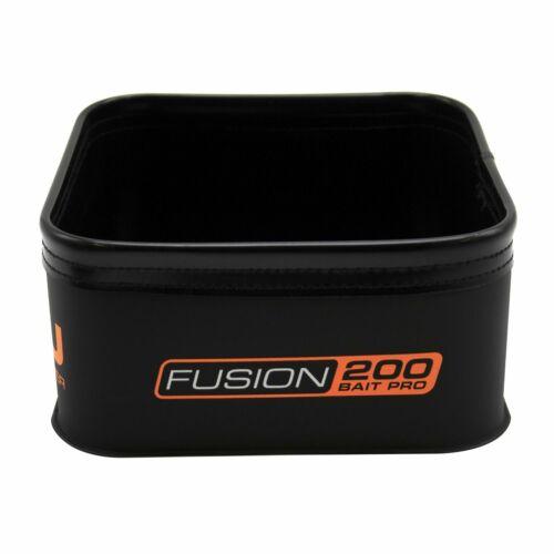 200 Appât Seau étanche Gourou Fusion 300 Eva Appât Depot Nourriture Sac Incl