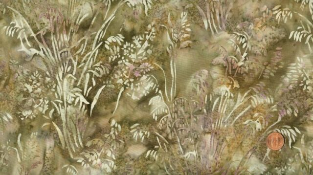 HOFFMAN BATIK (H2259 #34) ROSEWOOD FABRIC