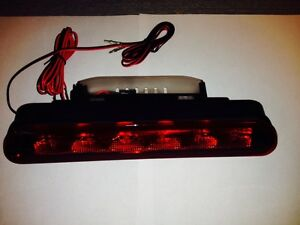 Truck Cap Topper L E D 3rd Brake Light Dome Light Led283003 9 5 Long Ebay