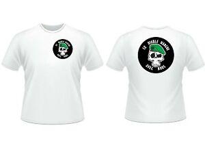 T shirt LE DIABLE MARCHE AVEC NOUS - LEGION ETRANGERE 2 ème REP TAP TSHIRT