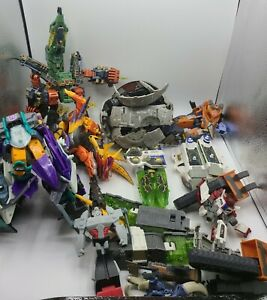 Huge Lot of mixed Rare various Star Wars Transformers Death Star Figure Hasbro