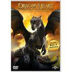 Dragonheart 4-movie Collection DVD 2017 Region 2