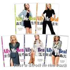 Ally McBeal: Complete TV Series Seasons 1 2 3 4 5 Box/DVD Set(s) Collection NEW!