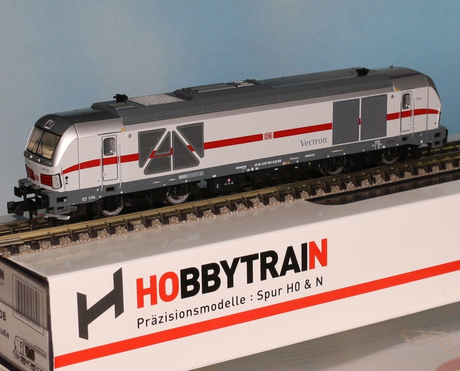 Hobbytrain 3106, Traccia N, Diesel BR 247 IC design, ep. 6, Hobbytrain 3106