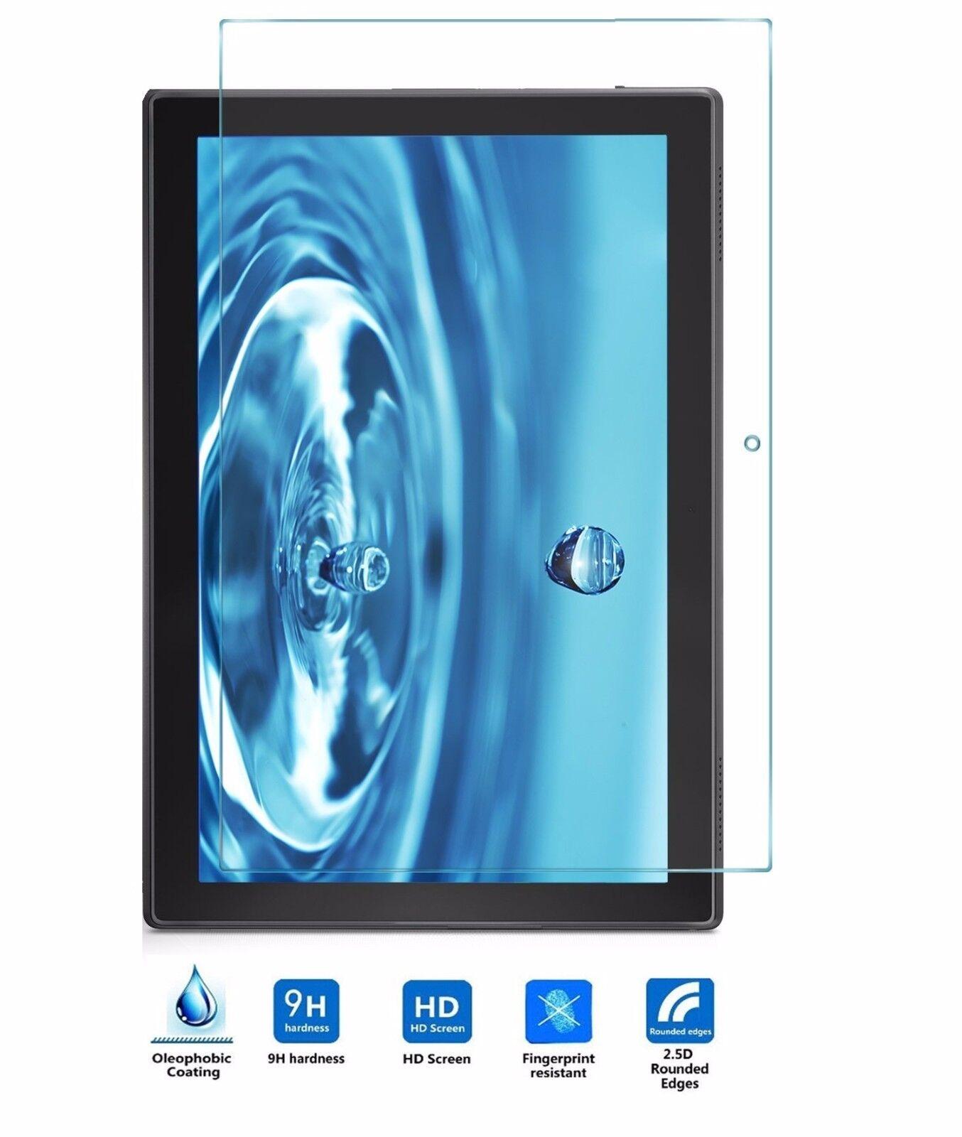 2 x Clear Flim Screen Protector for Lenovo Tab 4 10 X304 TB-X304F TB-X304N