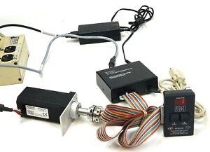 Vici-EMTCA-CE-12-position-Valve-Actuator-Control-Module-Display-Power-Source