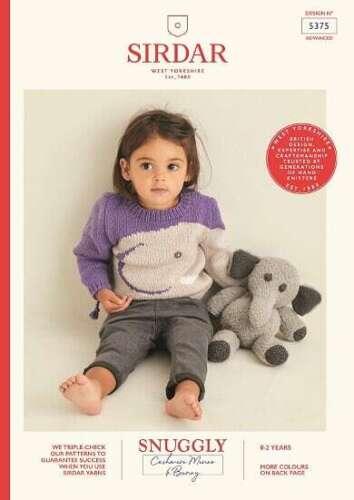 Sirdar perfectamente Cachemira Merino//Bunny patrones 5171-5176 Nuestro precio £ 2.90