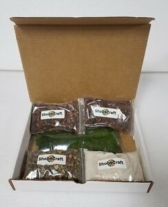 Miniature Landscaping Fairy Garden Starter Kit