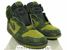 DS NIKE DUNK HIGH PRO SB HULK camper green/black-dp forest 305050-303 sz 9.5
