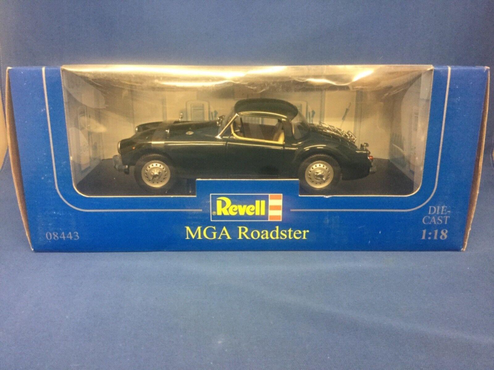Revell Modelo MGA Roadster 1 18th escala número de artículo 08443 En Caja