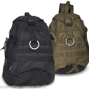 NEW Tactical Hydration Sling Backpack Bug Out Bag Survival EDC ...