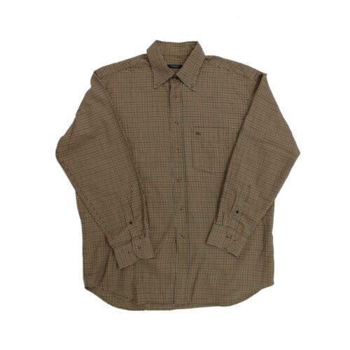 Burberry Shirt - Jacquard Print Brown - XL