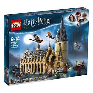 Lego Harry Potter La Grande Salle de Poudlard (75954)
