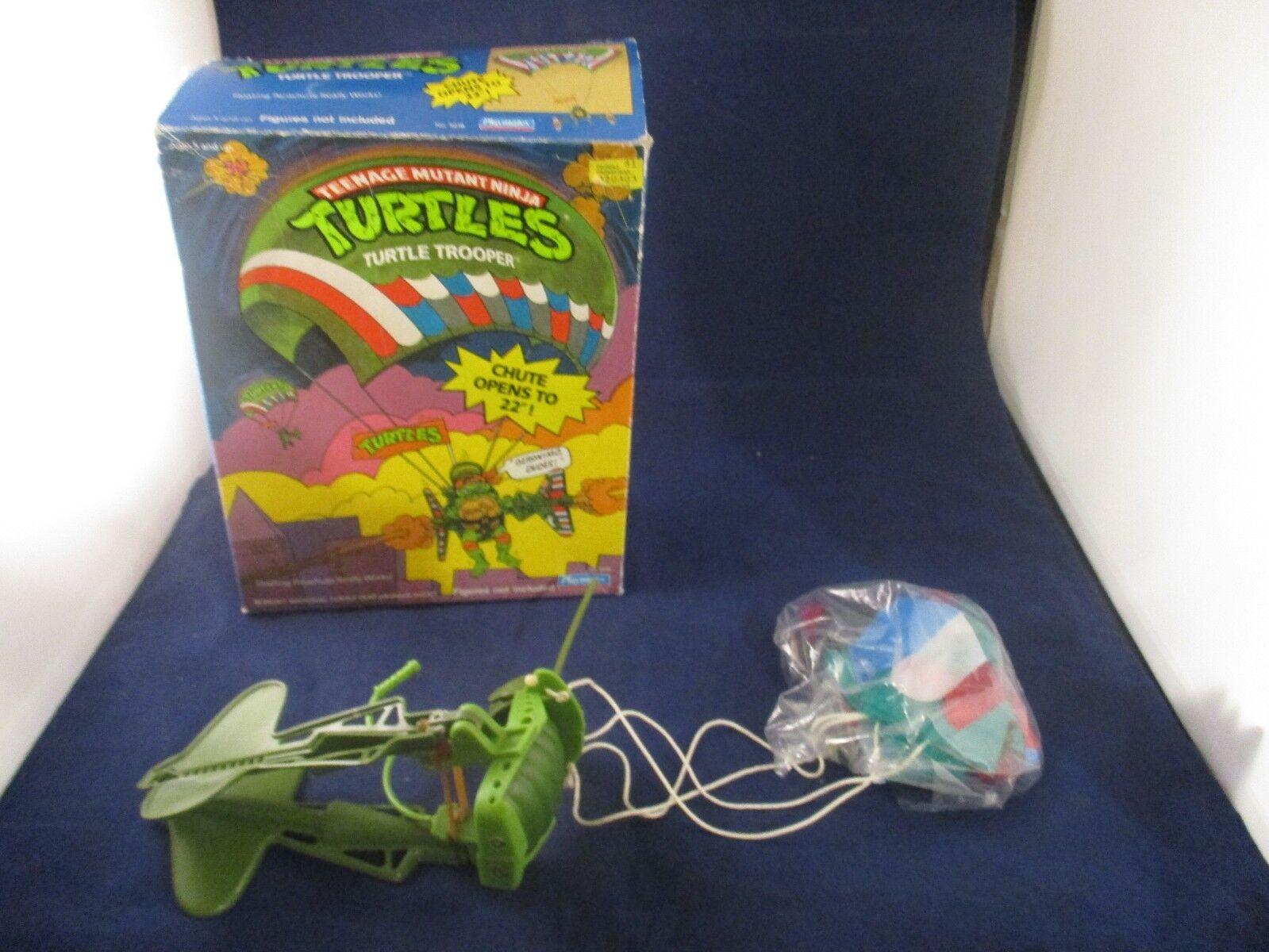 Teenage Mutant Ninja Turtles Turtle Trooper Toy with Original Box
