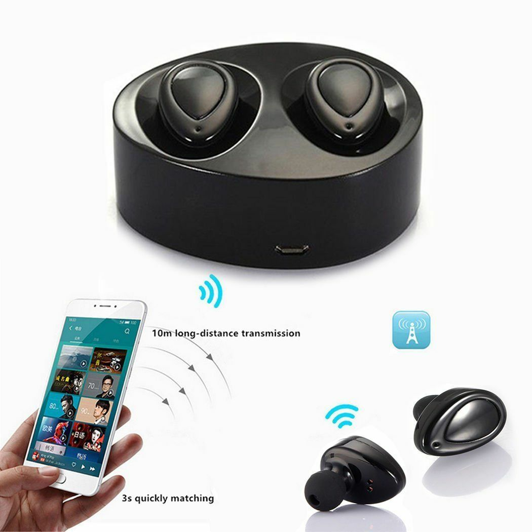 c33f60425ff You may also like. Mini True Wireless Bluetooth Twins Stereo In-Ear Headset  Earphone Earbuds