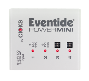 Used Eventide PowerMini Adapter Kit Isolated Guitar Power Supply