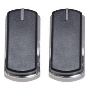 2-x-Belling-083240904-Black-Cooker-Oven-Hob-Control-Knobs-BI70GS-FSDF60DO-FSG60
