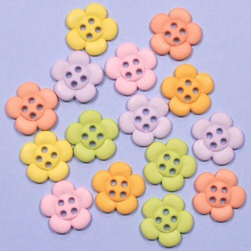 DRESS IT UP Sew Cute Sherbert Flowers 6946 Embellishments Daisy Flower Garden