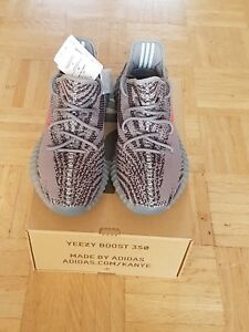 Details zu adidas Yeezy Boost 350 V2 Beluga 2.0 neu 42 23 100% Original