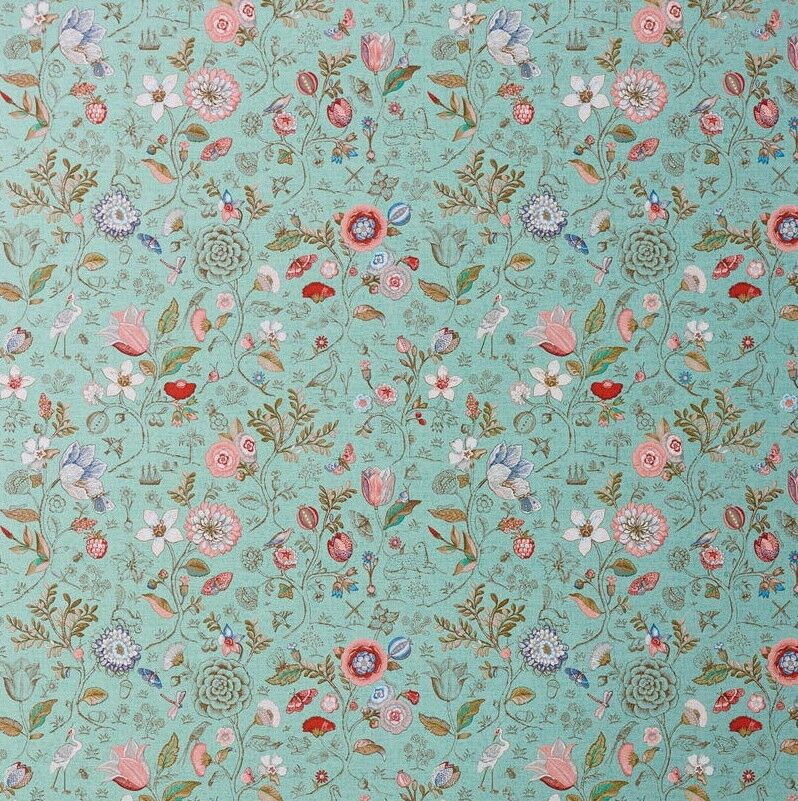 Spring to life  Eijffinger bluemen Vliestapete Pip Studio 4 in 6 schönen Farben