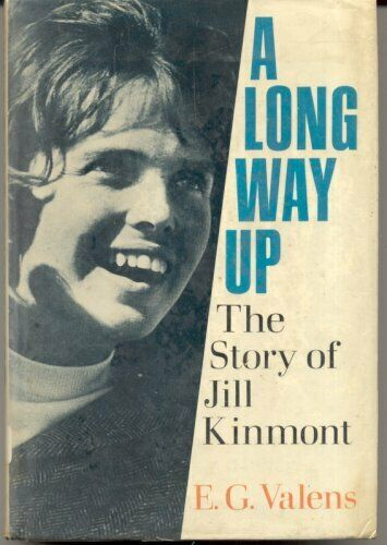 A Long Way Up  The Story of Jill Kinmont