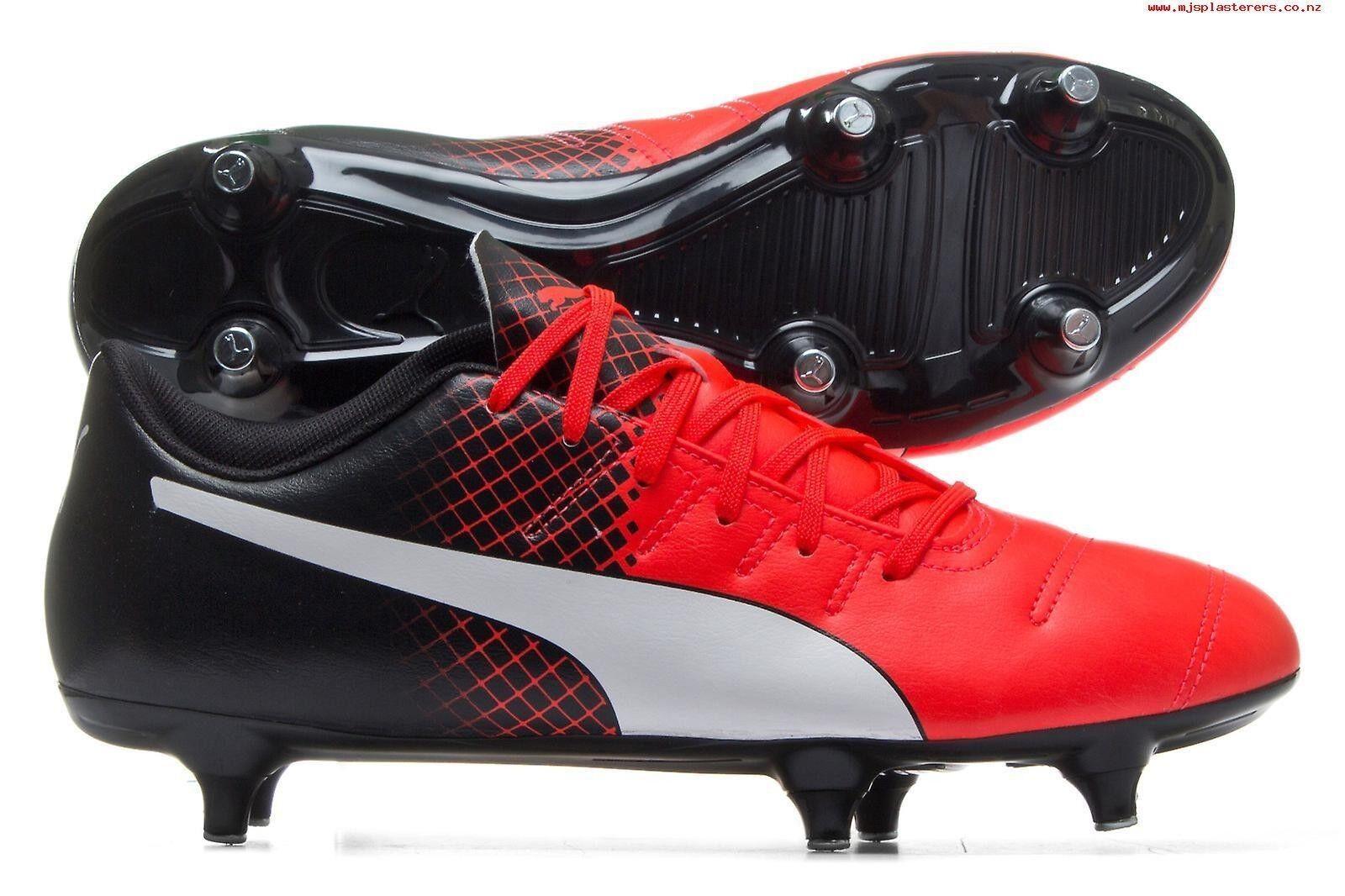 Puma EvoPower 4.3 Mens SG Football Boot UK size 11  RRP