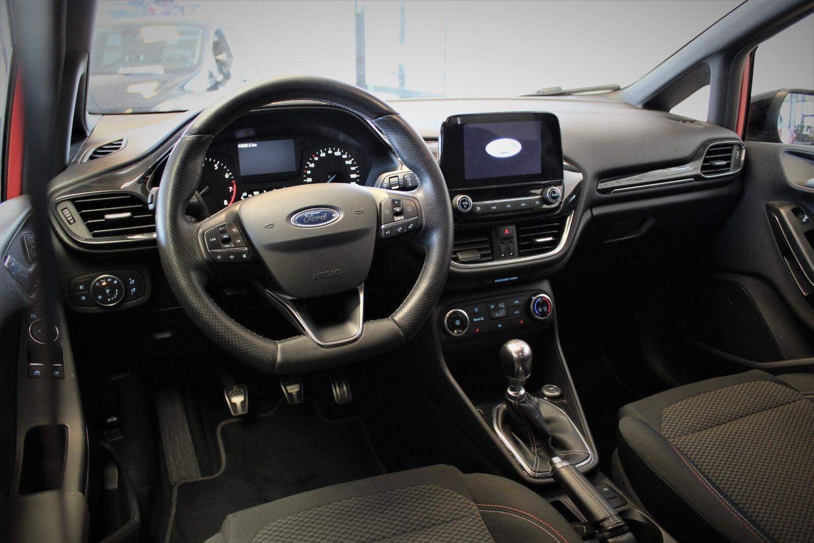 Ford Fiesta 1,0 EcoBoost ST-Line - billede 7