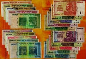1-Million-to-50-Billion-Zimbabwe-Dollars-10-Banknotes-Set-AA-2008-Authentic-Lot