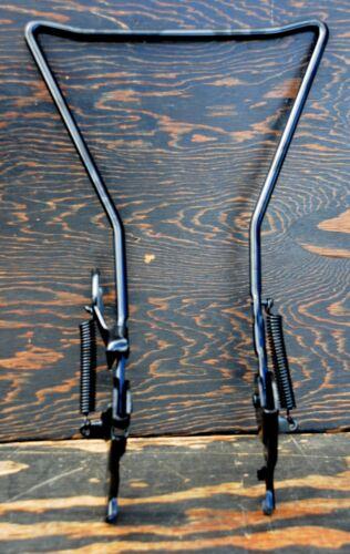 "Black 26/""m Prewar Schwinn Bike Drop Stand KICKSTAND Vintage Cruiser Tank Bicycle"
