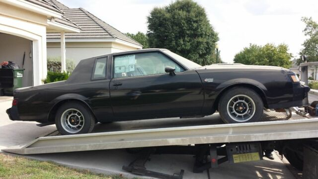1987 Buick Grand National (Full Option Package)