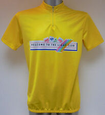 "Coca Cola Fanta Sprite Light Cycle Cycling Shirt Jersey 44"" XL Size 6"