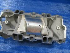 Corvette LT1 Camaro Z28 aluminum intake manifold heat shield. New 3758369 guard