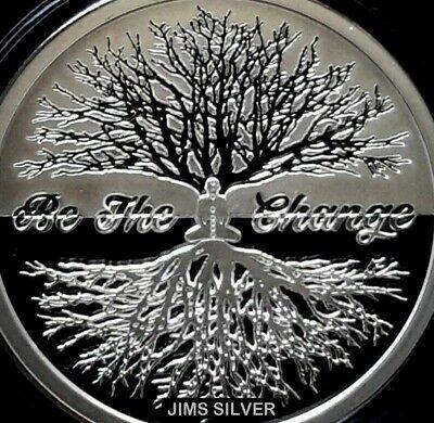 In Stock!! Silver PROOF w// COA /& BOX 2019 Silver Shield ABRAHAM LINCOLN 1 oz