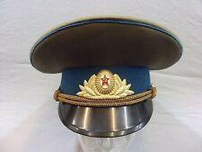 Schirmmütze Offizier Luftwaffe für Tagesdienst Grösse 57 UdSSR Sowjetunion