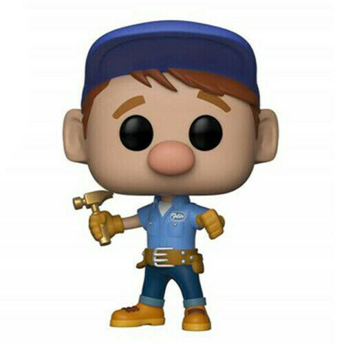 Wreck-It Ralph 2 Ralph Breaks the Internet Fix-It Felix Pop! FREE Global Shippin