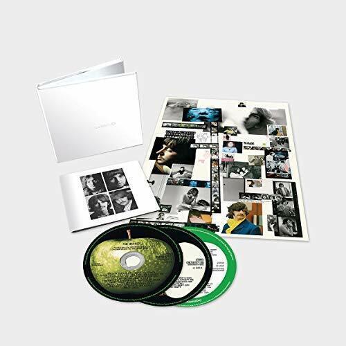BEATLES (THE WHITE ALBUM) (DLX) CD NEW