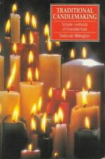 Traditional Candlemaking: Simple Methods of Manufacture-ExLibrary