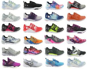 Reebok-ZPUMP-FUSION-Damen-Herren-Laufschuhe-Trainingsschuhe-Running-Schuhe