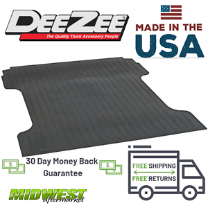Dee Zee Rubber Bed Mat Fits 2015 2019 Ford F 150 5 7 Quot Bed