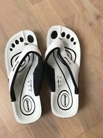 Sandaler, str. 40, Aerosoft, Hvid, ?, Ubrugt