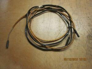 1953-54 Ford F100 Turn Signal Wiring Harness NOS   eBay