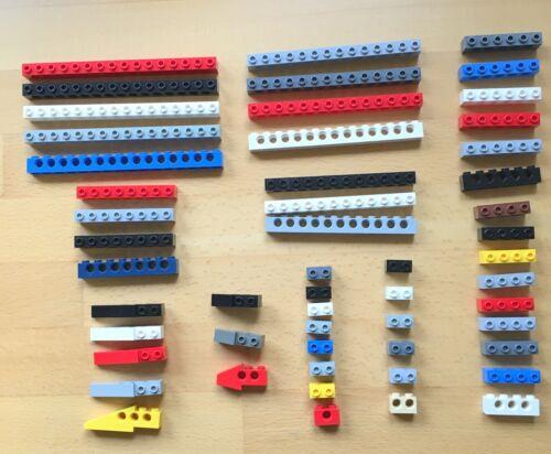 Lego 2730 Lochbalken Technik Technic 1x10 viele Farbe  große Auswahl 49