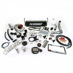 Details About Kraftwerks Supercharger Kit Tune Map For 06 11 Honda Civic 1 8 8th Gen 200whp Sl