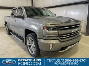 2017 Chevrolet Silverado 1500 High Country | Leather | Mint Condition | One Owner -  LOW KM's