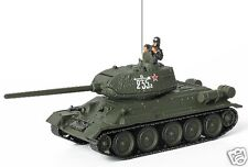 85083 Forces Of Valor Unimax Diecast 1:72 Russian T-34/85 Eastern Front 1944 New