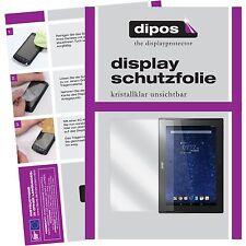 2x Acer Iconia Tab 10 A3-A30 Schutzfolie klar Displayschutzfolie Folie dipos