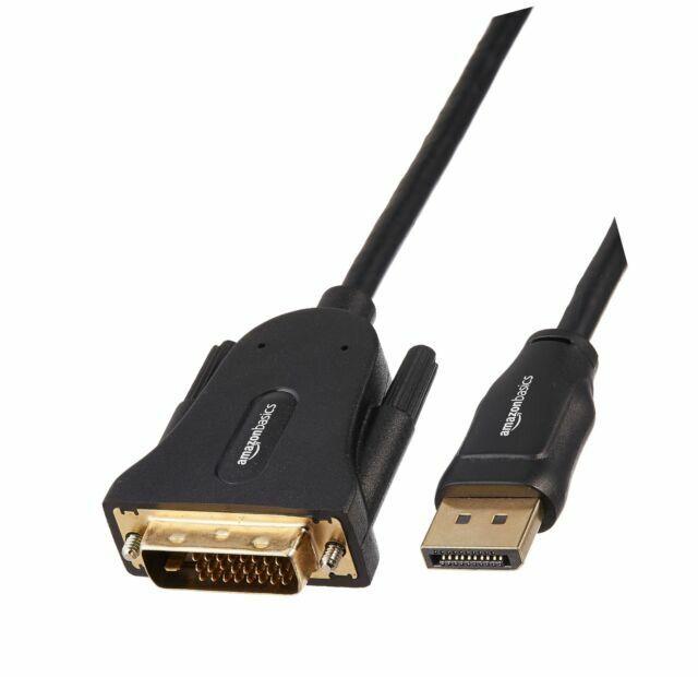 AmazonBasics DVI-I 24+5 a cavo VGA 6 piedi